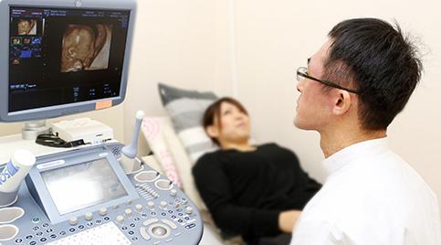 胎児超音波検査について